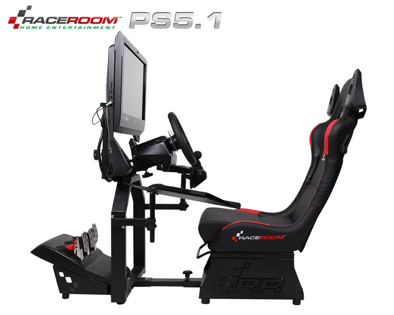 raceroom renn simulator ps5 1 inkl all in one pc. Black Bedroom Furniture Sets. Home Design Ideas
